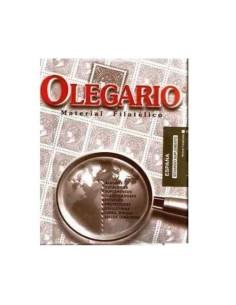 Olegario España 2003 montado en NEGRO