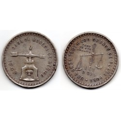 1949 MEXICO - 1 ONZA TROY